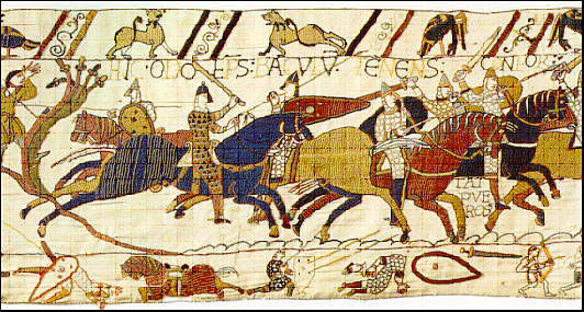bayeaux tapestry experience Bayeux tapestry : find out all you need to know about bayeux tapestry and its  story  which was home to the most experienced textile workshops at the time.